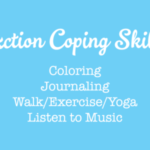 action coping skills